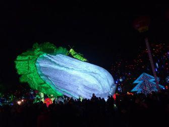 2011自贡国际恐龙灯会
