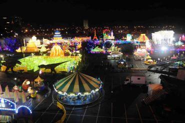 2013亚特兰大国际灯展