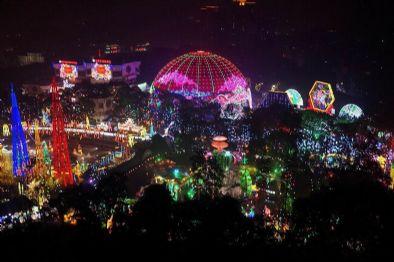 2013自贡国际恐龙灯会