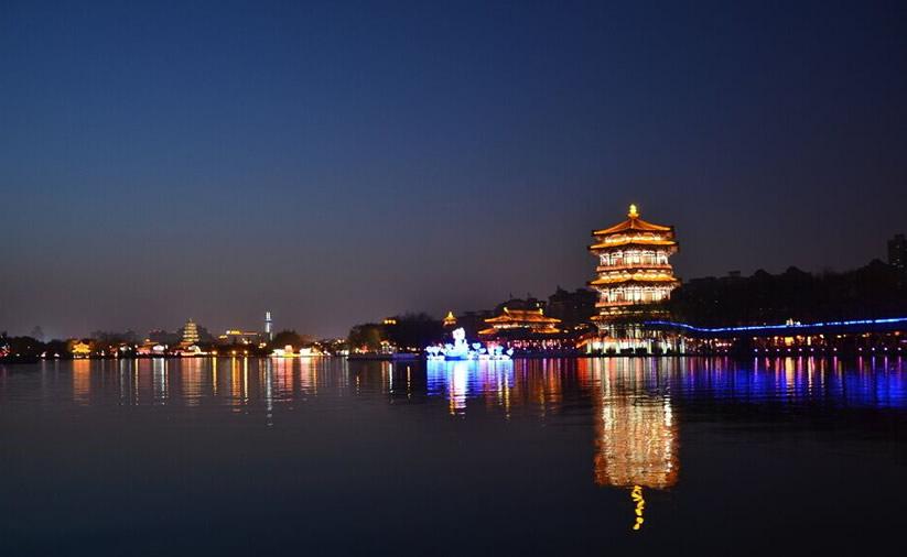 2015西安大唐芙蓉园灯展-1